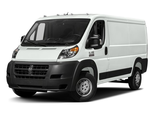 "2017 Ram ProMaster Cargo Van Low Roof 1500 Low Roof 136"" WB Regular Unleaded V-6 3.6 L/220 [1]"
