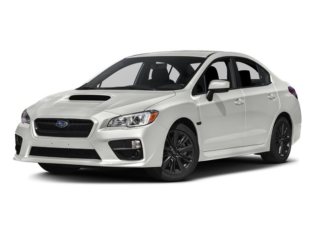 2017 Subaru WRX Base Manual Intercooled Turbo Premium Unleaded H-4 2.0 L/122 [1]
