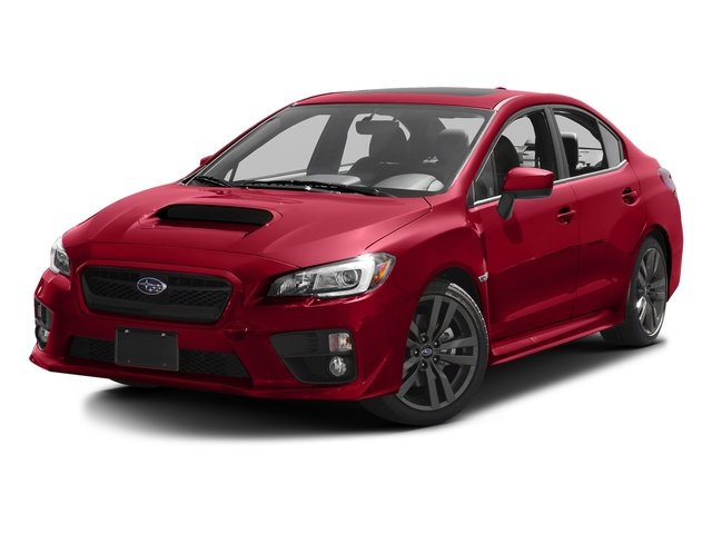 2017 Subaru WRX Premium Premium Manual Intercooled Turbo Premium Unleaded H-4 2.0 L/122 [15]