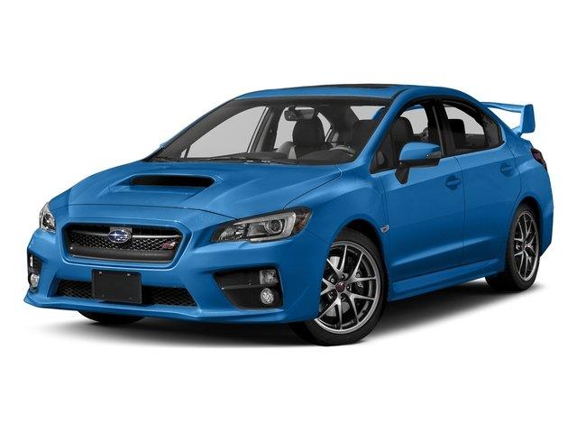 2017 Subaru WRX STI Limited STI Limited Manual w/Wing Spoiler Intercooled Turbo Premium Unleaded H-4 2.5 L/150 [1]