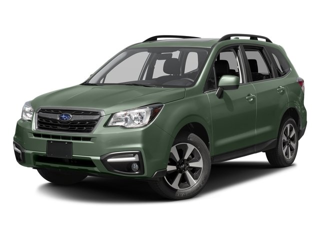 2017 Subaru Forester Limited 2.5i Limited CVT Regular Unleaded H-4 2.5 L/152 [0]