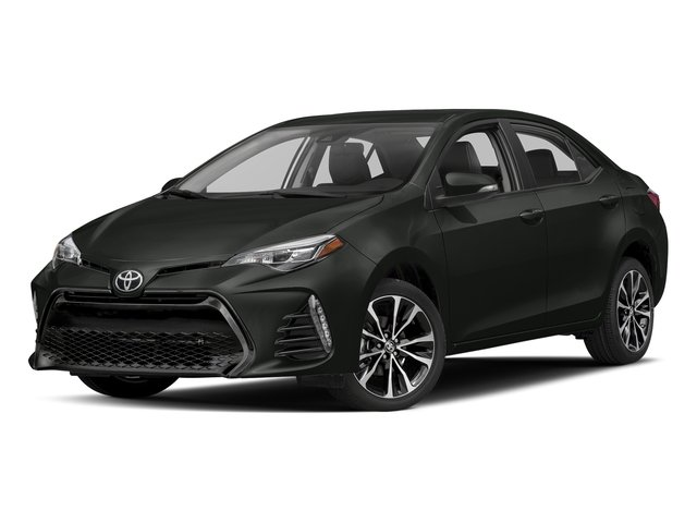2017 Toyota Corolla SE SE CVT Regular Unleaded I-4 1.8 L/110 [18]