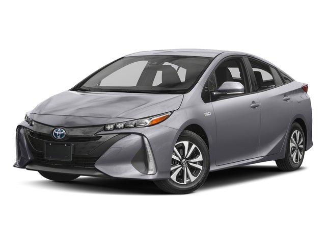 2017 Toyota Prius Prime Advanced Advanced Gas/Electric I-4 1.8 L/110 [3]