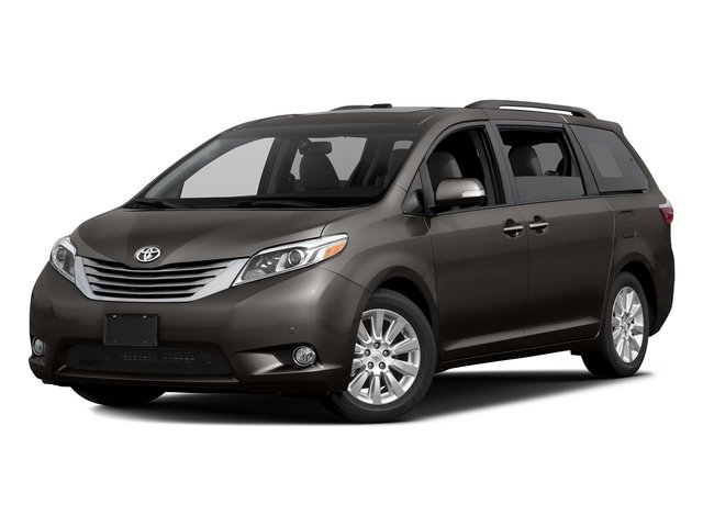 2017 Toyota Sienna XLE XLE AWD 7-Passenger Regular Unleaded V-6 3.5 L/211 [0]