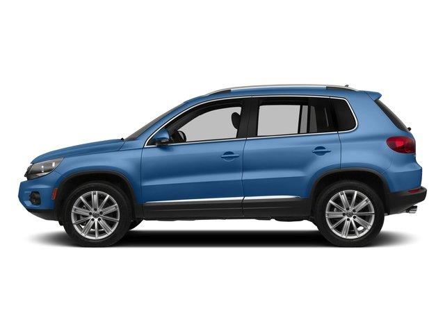 2017 Volkswagen TIGUAN LTD