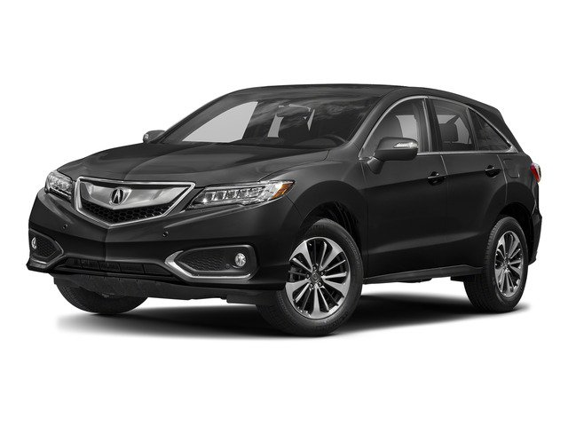 2018 Acura RDX with Advance Pkg