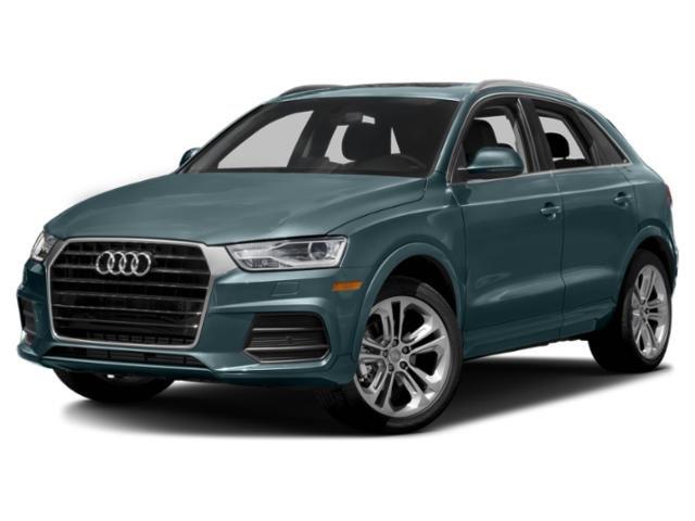 2018 Audi Q3 Premium 2.0 TFSI Premium FWD Intercooled Turbo Premium Unleaded I-4 2.0 L/121 [0]