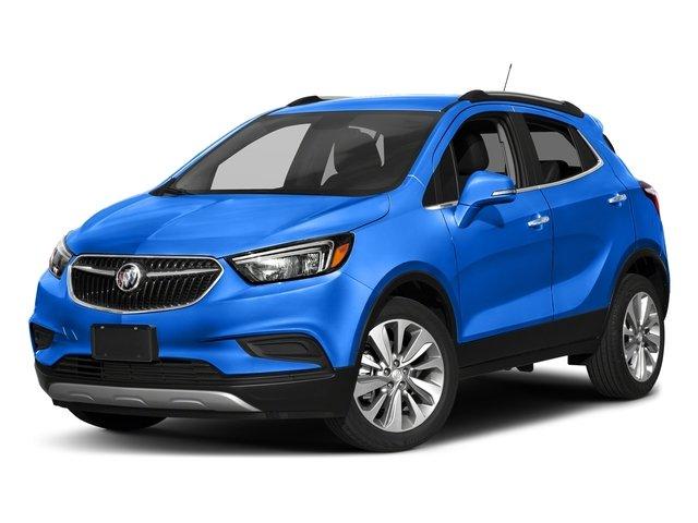 2018 Buick Encore Preferred AWD 4dr Preferred Turbocharged I4 1.4/83 [1]