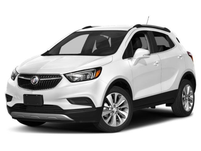 2018 Buick Encore Preferred FWD 4dr Preferred Turbocharged I4 1.4/83 [4]