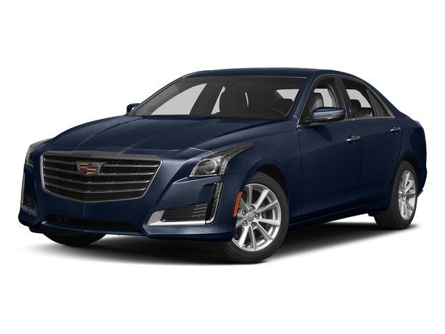 2018 Cadillac CTS Sedan Luxury RWD 4dr Sdn 3.6L Luxury RWD Gas/Ethanol V6 3.6L/220 [9]