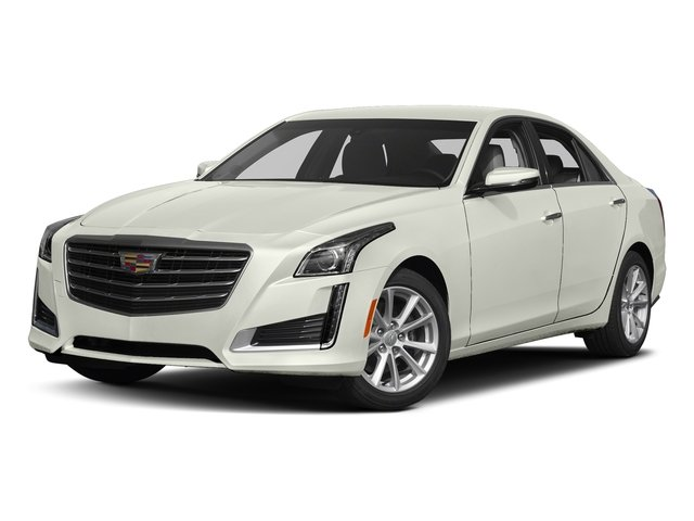 2018 Cadillac CTS Sedan RWD 4dr Sdn 2.0L Turbo RWD Turbocharged Gas I4 2.0L/122 [0]