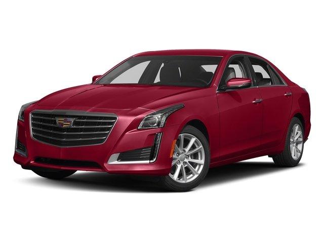 2018 Cadillac CTS Sedan Premium Luxury RWD 4dr Sdn 3.6L Premium Luxury RWD Gas/Ethanol V6 3.6L/220 [9]
