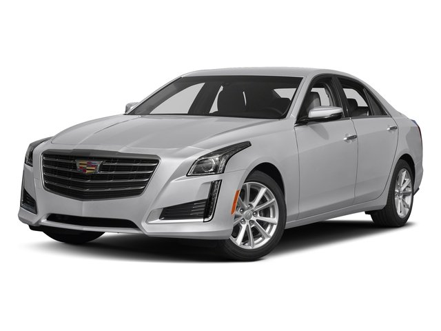 2018 Cadillac CTS Sedan Premium Luxury AWD 4dr Sdn 3.6L Premium Luxury AWD Gas/Ethanol V6 3.6L/220 [6]