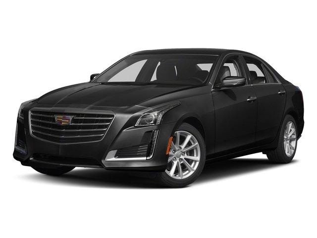 2018 Cadillac CTS Sedan Premium Luxury RWD 4dr Sdn 3.6L Premium Luxury RWD Gas/Ethanol V6 3.6L/220 [0]
