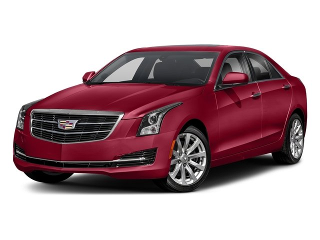 2018 Cadillac ATS Sedan RWD 4dr Sdn 2.0L RWD Turbocharged Gas I4 2.0L/ [15]