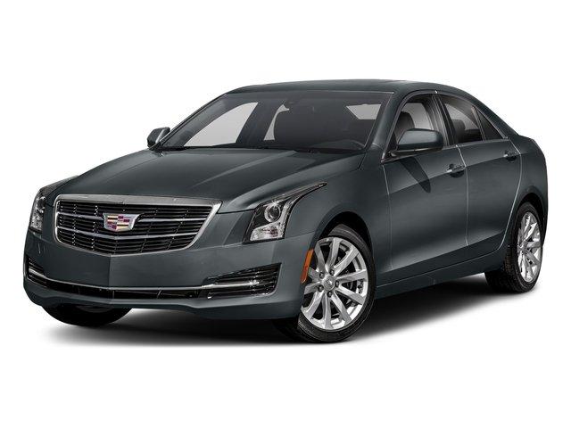 2018 Cadillac ATS Sedan RWD 4dr Sdn 2.0L RWD Turbocharged Gas I4 2.0L/ [11]