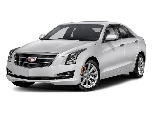 2018 Cadillac ATS Sedan Premium Luxury AWD 4dr Sdn 3.6L Premium Luxury AWD Gas V6 3.6L/ [8]