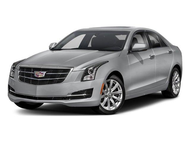 2018 Cadillac ATS Sedan Luxury RWD 4dr Sdn 2.0L Luxury RWD Turbocharged Gas I4 2.0L/ [2]