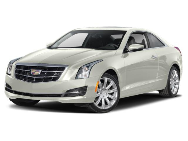 2018 Cadillac ATS Coupe Luxury RWD 2dr Cpe 2.0L Luxury RWD Turbocharged Gas I4 2.0L/ [2]