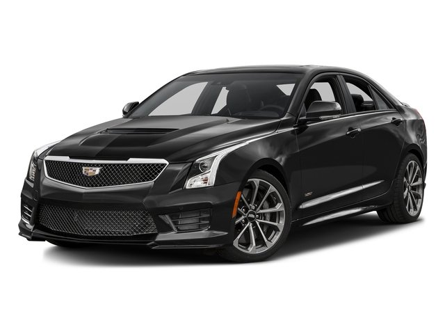 2018 Cadillac ATS-V Sedan 4dr Sdn Turbocharged Gas V6 3.6L/217 [2]