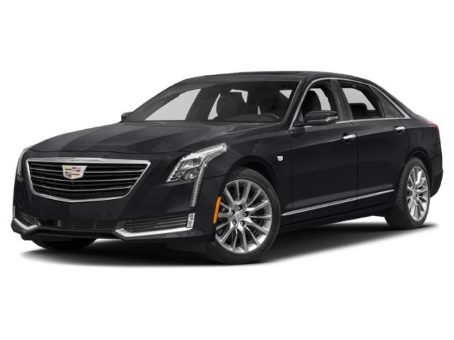 2018 Cadillac CT6 Platinum AWD 4dr Sdn 3.0L Turbo Platinum AWD Turbocharged Gas V6 3.0L/182 [7]
