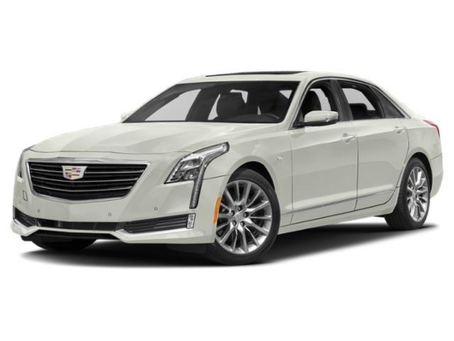 2018 Cadillac CT6 Luxury RWD 4dr Sdn 2.0L Turbo Luxury RWD Turbocharged Gas I4 2.0L/122 [7]