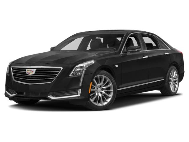 2018 Cadillac CT6 Premium Luxury AWD 4dr Sdn 3.6L Premium Luxury AWD Gas V6 3.6L/223 [7]
