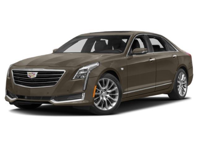 2018 Cadillac CT6 Luxury AWD 4dr Sdn 3.6L Luxury AWD Gas V6 3.6L/223 [0]