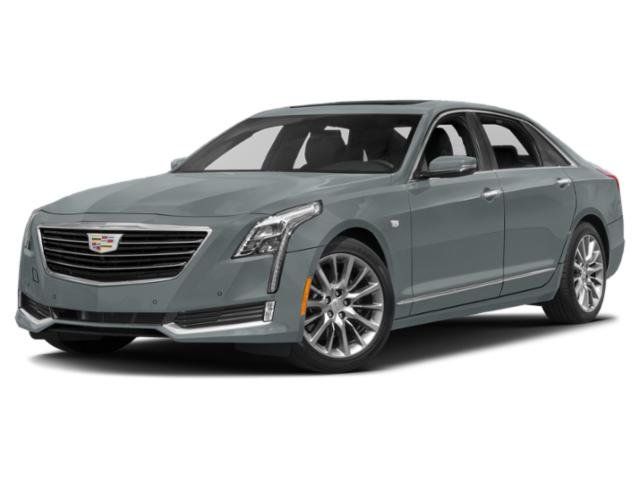 2018 Cadillac CT6 Premium Luxury AWD 4dr Sdn 3.6L Premium Luxury AWD Gas V6 3.6L/223 [3]