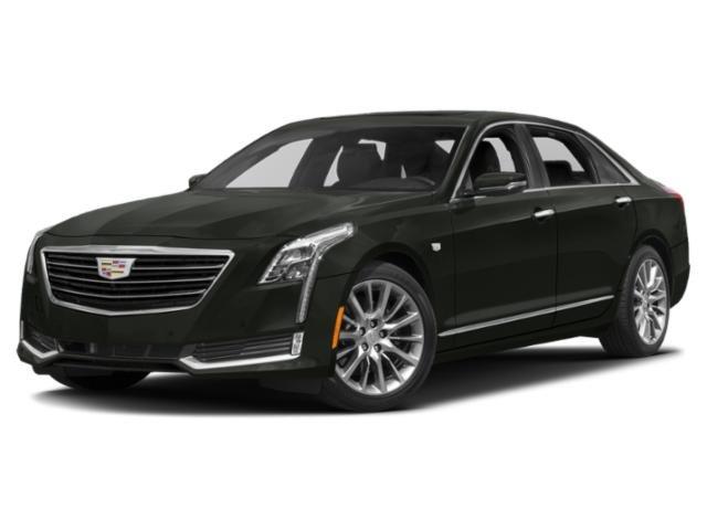2018 Cadillac CT6 Luxury RWD 4dr Sdn 2.0L Turbo Luxury RWD Turbocharged Gas I4 2.0L/122 [1]
