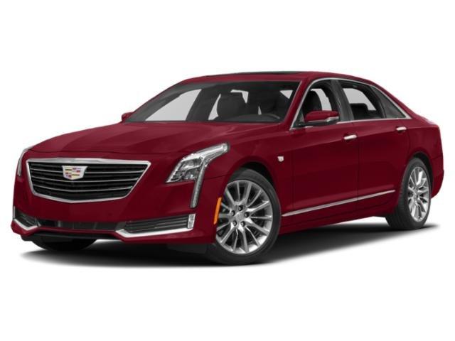 2018 Cadillac CT6 Luxury AWD 4dr Sdn 3.6L Luxury AWD Gas V6 3.6L/223 [13]