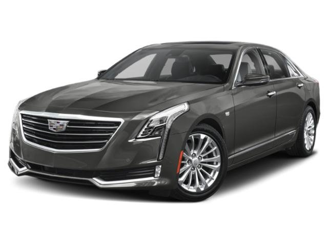 2018 Cadillac CT6 PLUG-IN RWD 4dr Sdn 2.0L PLUG-IN RWD Turbocharged Gas/Plug-in Electric I4 2.0L/122 [19]
