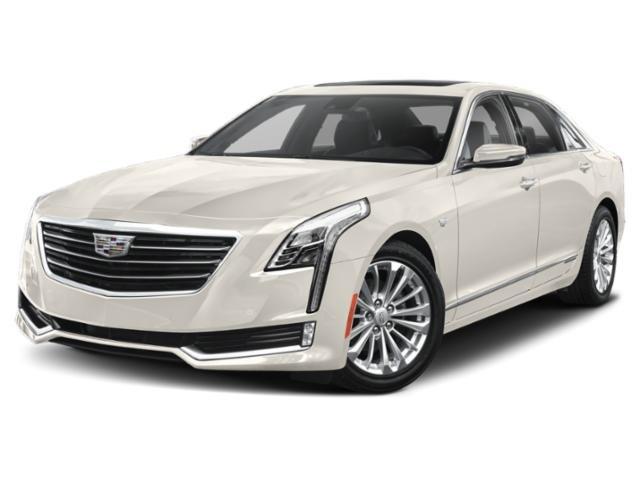 2018 Cadillac CT6 PLUG-IN RWD 4dr Sdn 2.0L PLUG-IN RWD Turbocharged Gas/Plug-in Electric I4 2.0L/122 [11]
