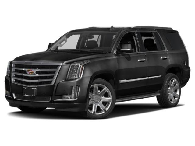 2018 Cadillac Escalade Luxury 4WD 4dr Luxury Gas V8 6.2L/376 [1]