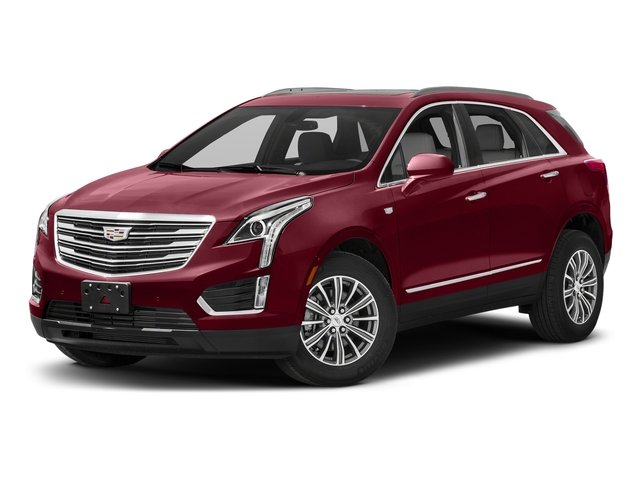 2018 Cadillac XT5 Premium Luxury FWD FWD 4dr Premium Luxury Gas V6 3.6L/222.6 [1]