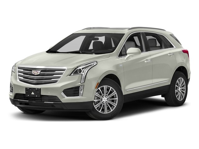 2018 Cadillac XT5 Luxury FWD FWD 4dr Luxury Gas V6 3.6L/222.6 [3]