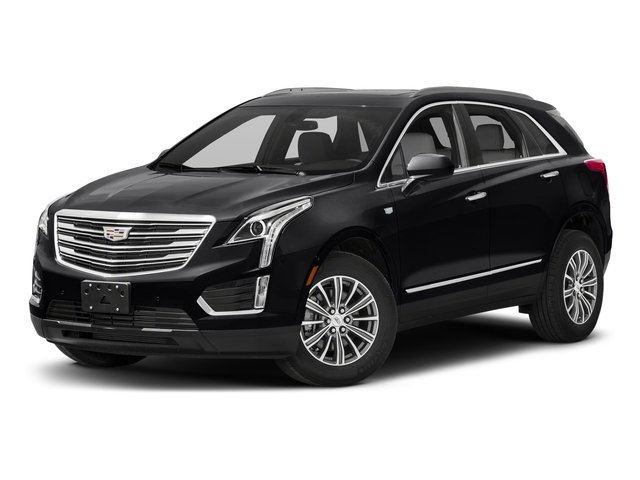 2018 Cadillac XT5 Luxury FWD FWD 4dr Luxury Gas V6 3.6L/222.6 [19]