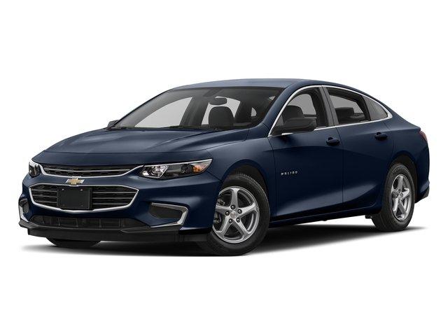 2018 Chevrolet Malibu LS 4dr Sdn LS w/1LS Turbocharged Gas I4 1.5L/91 [1]