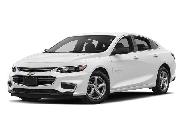 2018 Chevrolet Malibu LS 4dr Sdn LS w/1LS Turbocharged Gas I4 1.5L/91 [2]