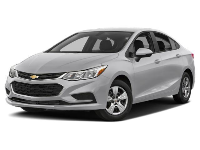 2018 Chevrolet Cruze LS 4dr Sdn 1.4L LS w/1SB Turbocharged Gas I4 1.4L/ [9]