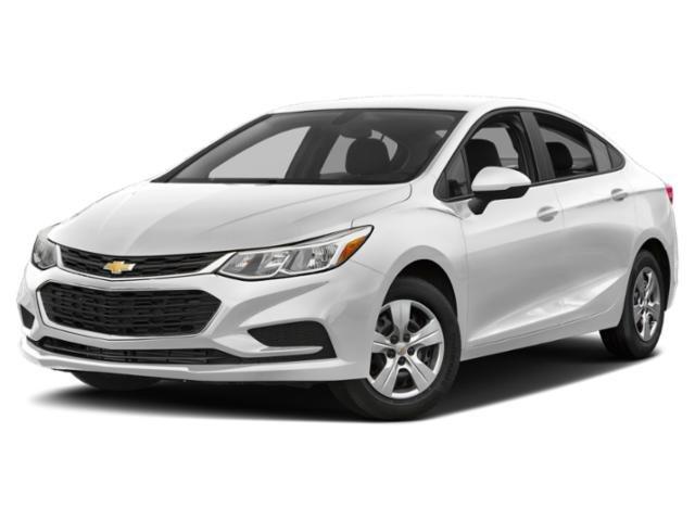 2018 Chevrolet Cruze LS 4dr Sdn 1.4L LS w/1SB Turbocharged Gas I4 1.4L/ [11]