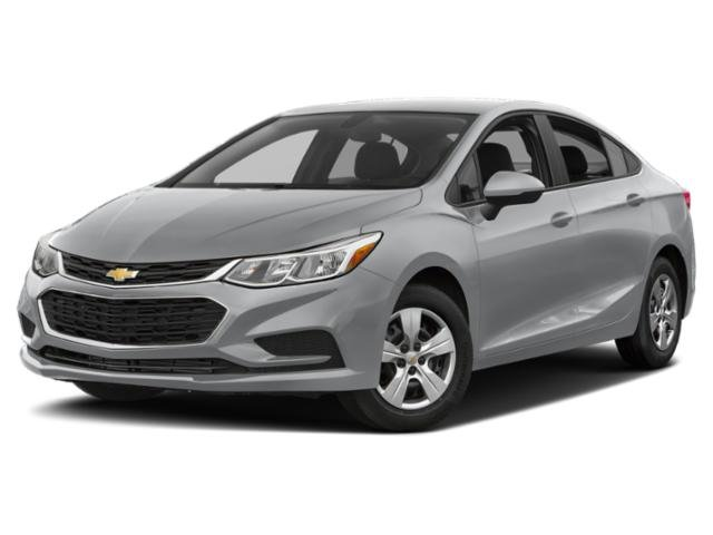 2018 Chevrolet Cruze LS 4dr Sdn 1.4L LS w/1SB Turbocharged Gas I4 1.4L/ [3]