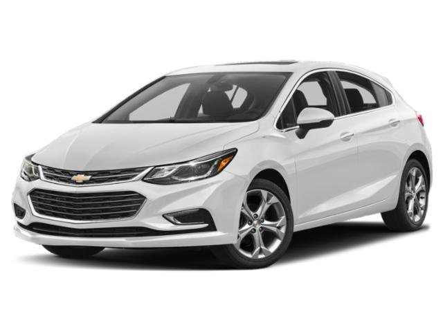 2018 Chevrolet Cruze Premier 4dr HB 1.4L Premier w/1SF Turbocharged Gas I4 1.4L/ [20]