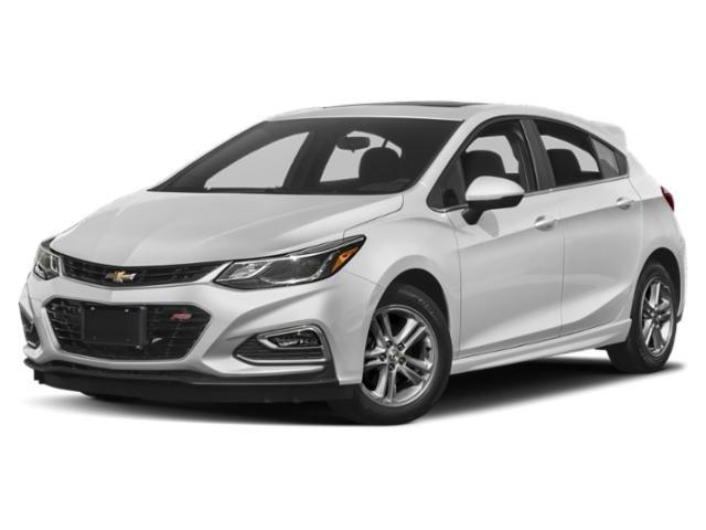 2018 Chevrolet Cruze LT 4dr HB 1.4L LT w/1SD Turbocharged Gas I4 1.4L/ [1]