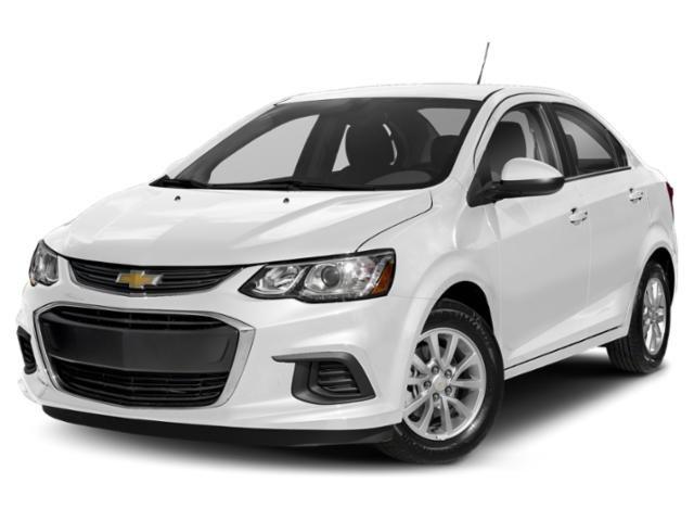 2018 Chevrolet Sonic Premier 4dr Sdn Auto Premier Turbocharged Gas I4 1.4L/110 [31]