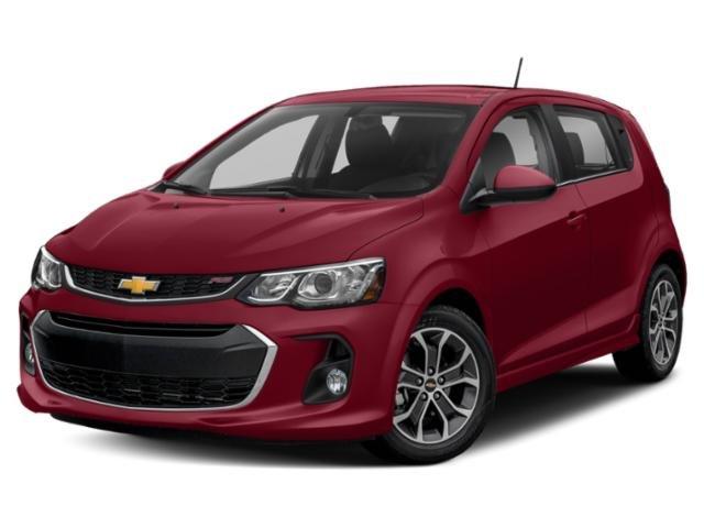 2018 Chevrolet Sonic Premier 5dr HB Auto Premier Turbocharged Gas I4 1.4L/110 [2]