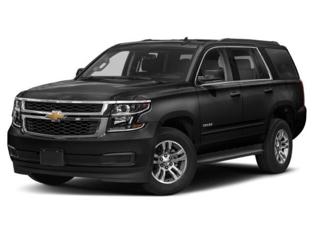 2018 Chevrolet Tahoe LT 4WD 4dr LT Gas/Ethanol V8 5.3L/325 [1]