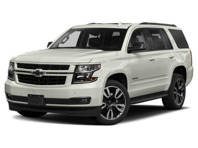 2018 Chevrolet Tahoe Premier IRIDESCENT PEARL TRICOAT AUDIO SYSTEM  CHEVROLET MYLINK RADIO WITH NA