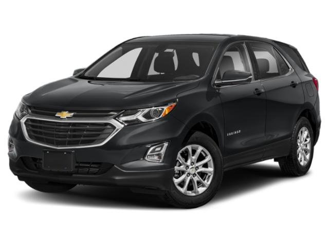 2018 Chevrolet Equinox LT FWD 4dr LT w/1LT Turbocharged Gas I4 1.5L/ [2]