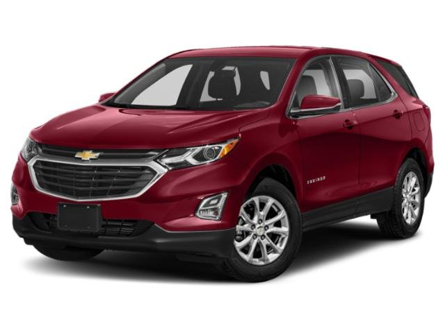 2018 Chevrolet Equinox LT FWD 4dr LT w/1LT Turbocharged Gas I4 1.5L/ [15]
